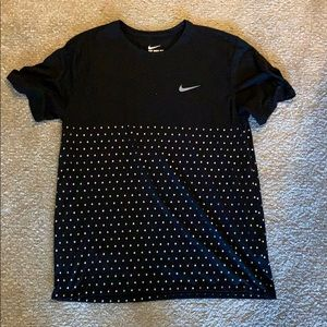 Nike soft cotton t-shirt with dots